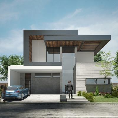 Construye esta asombrosa residencia moderna