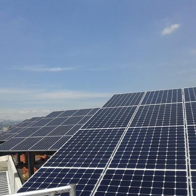 Instalación Industrial Fotovoltaica 157 KW