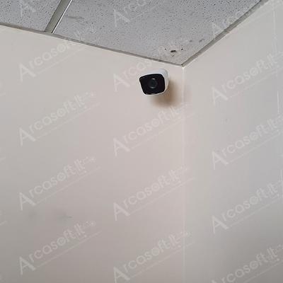 Instalación CCTV, Sensores de alarma y energia