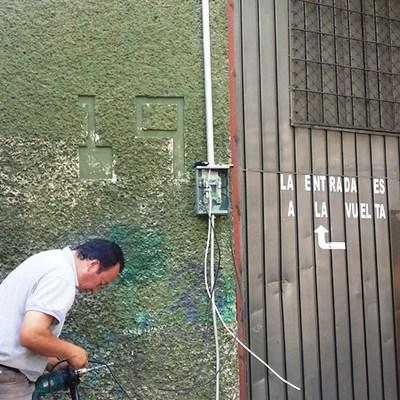 Instalaciones eléctricas varias
