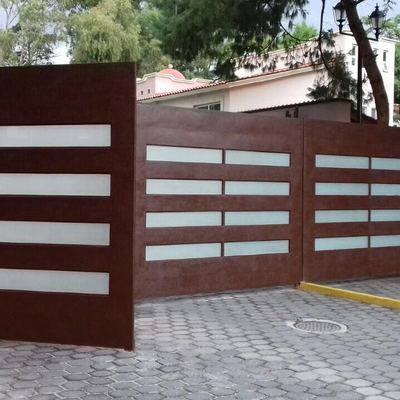 Ampliación de calle y nuevo acceso a Conjunto Residencial