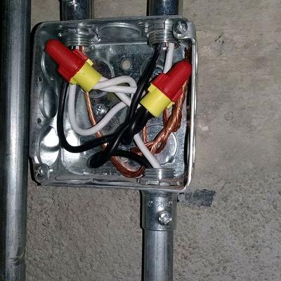 Instalaciones eléctricas en departamento