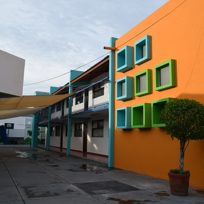 Remodelación de Colegio
