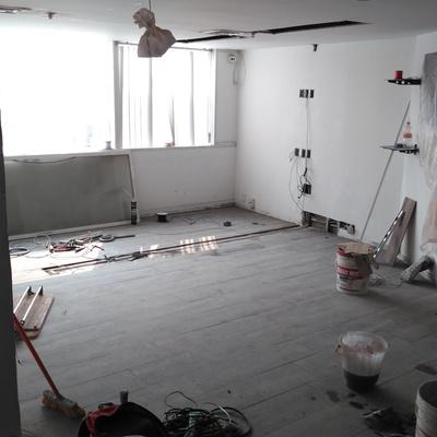 Remodelación de oficina