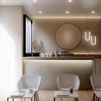Diseño de Cafetería / 2021
