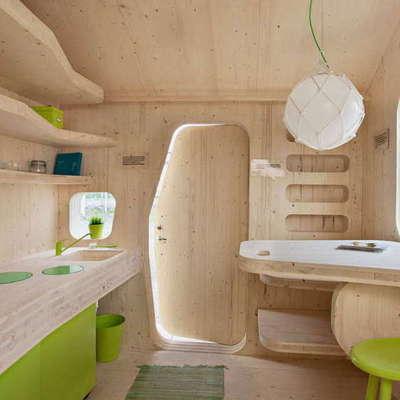 ¿Podrías vivir en una casa de 1m²? Descubre las casas más pequeñas del mundo