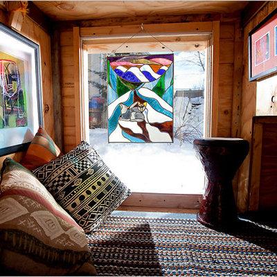 interior casa pequeña