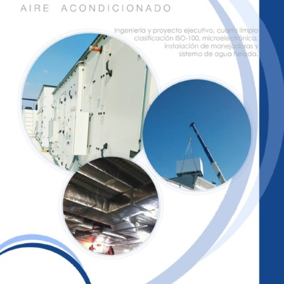Diseño Cuarto limpio ISO 100