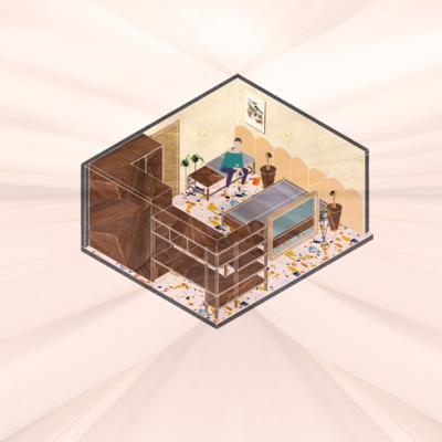 Diseño de habitación para Sofy
