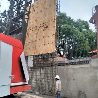 Muro Milán a 7m.
