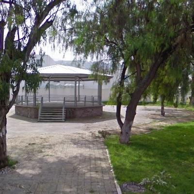 Diseño y construcción de Kiosco en Tultilan