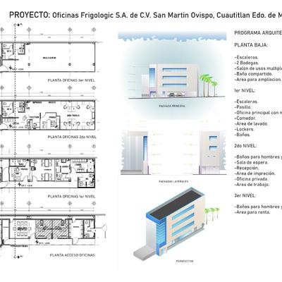 Proyecto: Oficina Frigologic S.A. de C.V.