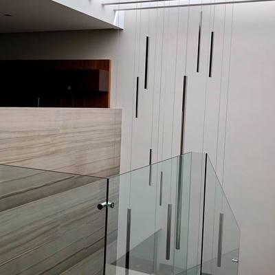 Lampara de escaleras