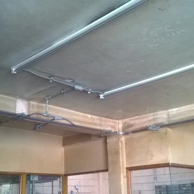 Remodelación instalación eléctrica, fabrica