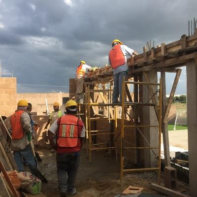 Construcción Proyecto Enfermería