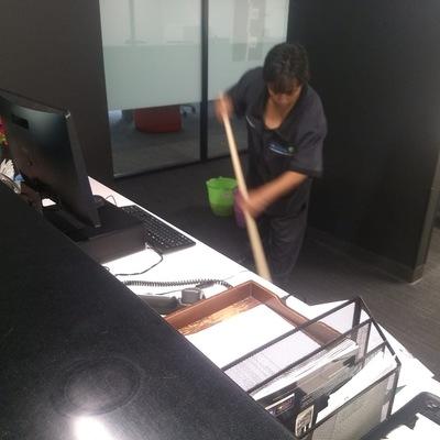 Servicio Profesional de Limpieza de Oficinas
