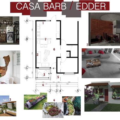 Remodelación casa Barb