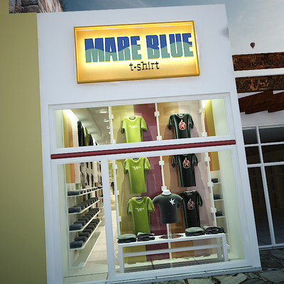 Mare Blue Store