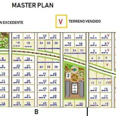 DISEÑO MASTER PLAN Asuncion Bay Resort.
