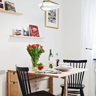 7 trucos para aprovechar el espacio en lugares pequeños