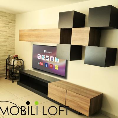Fabricacion mobiliario para el hogar