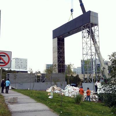 Padaxe construcciones ixtapaluca for Estructura jardin vertical