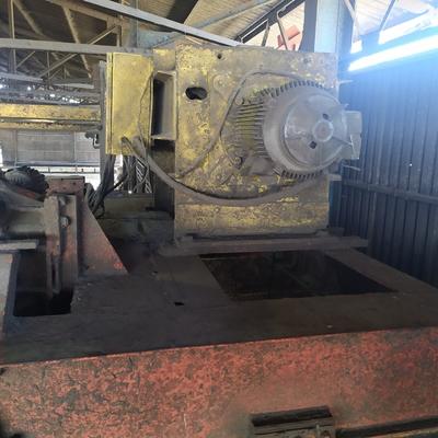 Mantenimiento a grúa viajera de 20 toneladas