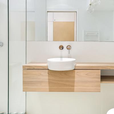 Ideas y fotos de hacer mueble a medida ba o para - Hacer mueble de bano ...