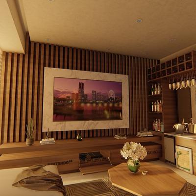 Mueble TV - Cima Park