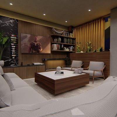 Mueble tv - Los Robles