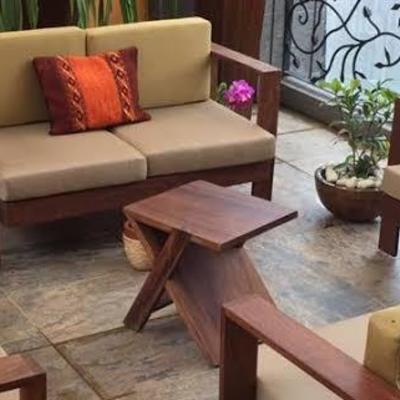 Muebles de exterior e interior