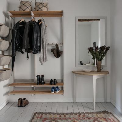 Almacenamiento de zapatos: todas las opciones disponibles