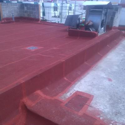 Restaruacion de Aplanado e Impermeabilizante