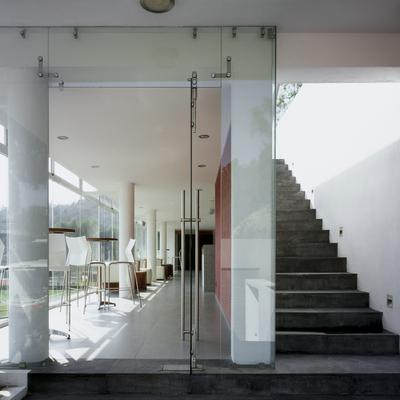 Hotel en el Centro de Alto Rendimiento, FMF  (México, D.F. 2010 – 2013)
