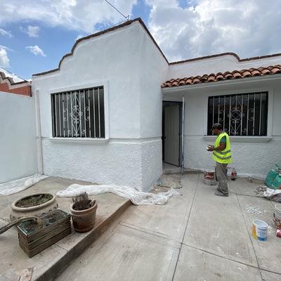 Remodelación de casa habitación