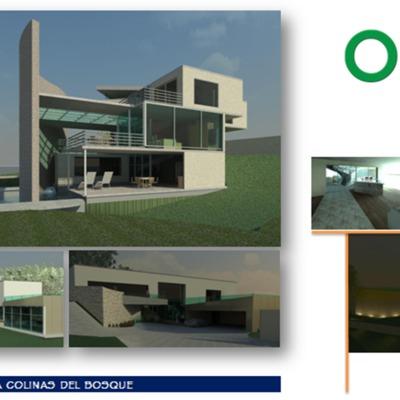 Proyecto casa Colinas del Bosque