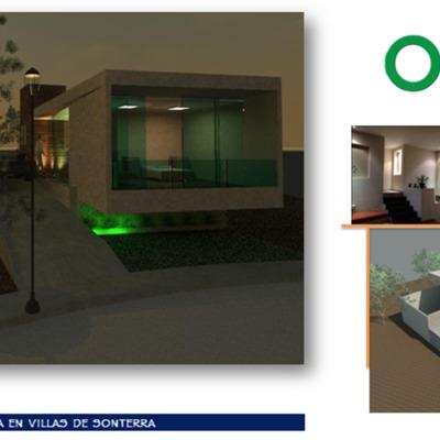 Proyecto casa villas de sonterra