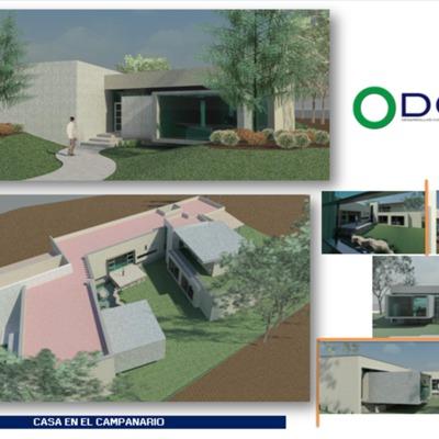 Proyecto casa en El Campanario