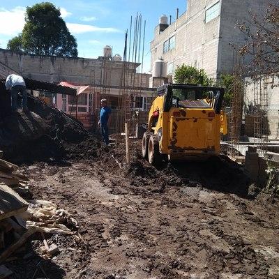 CONSTRUCCIÓN DE CASA HABITACIÓN EN LERMA