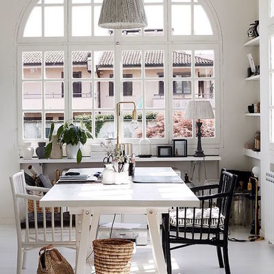 Casa decorada con estilo nórdico