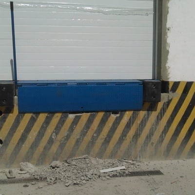 Habilitación de puertas para andenes