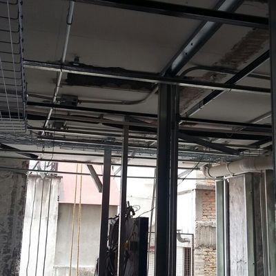Remodelacion oficinas kabat