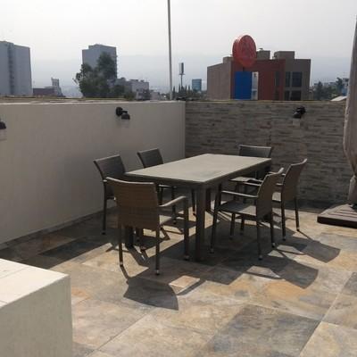 Remodelación integral de Roof Garden