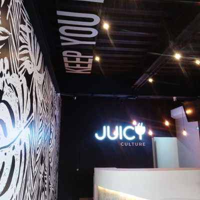 "Construcción de Local Comercial ""JUICY CULTURE"""