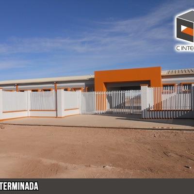 CONSTRUCCION DE ESCUELA PRIMARIA NUEVA CREACIÓN EN AGUA PRIETA, SONORA.