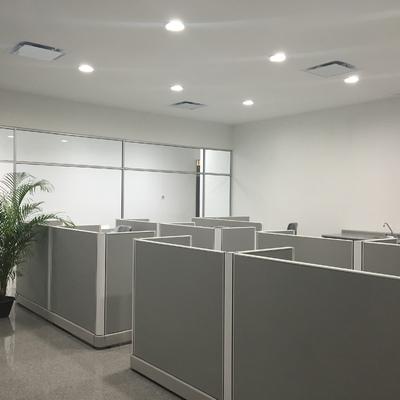Adecuaciones oficina Hofusan Industrial Park