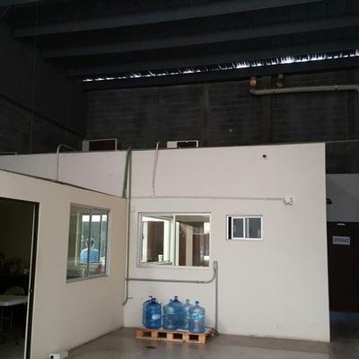 Construccion Oficinas Tablaroca en Nave Industrial