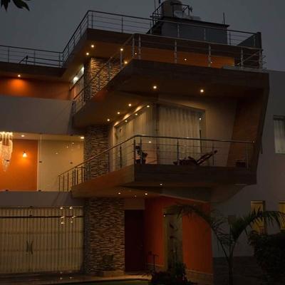 Construcción de una Residencia