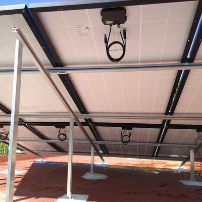 Instalación de 11 Paneles Solares en San Diego, Cuernavaca