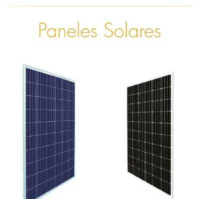 Paneles solares Solarsol